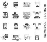 multilanguage translation...   Shutterstock .eps vector #317248748