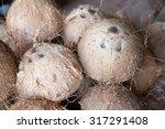 Coconut Already Take Off Skin.