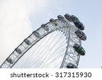 london  the london eye on 15.09....