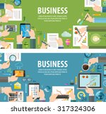 office vector logo design... | Shutterstock .eps vector #317324306