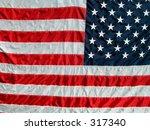 us flag. | Shutterstock . vector #317340