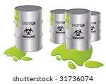 biohazard 6 | Shutterstock .eps vector #31736074