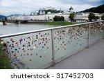 Salzburg Birthplace Of Mozart...