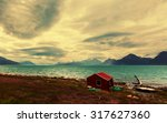 northern norway landscapes | Shutterstock . vector #317627360