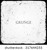 grunge texture.grunge frame... | Shutterstock .eps vector #317644253