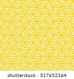 seamless geometric pattern of... | Shutterstock .eps vector #317652164