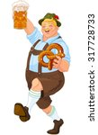 Illustration Of Oktoberfest Gu...