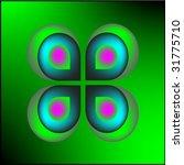 abstract neon | Shutterstock .eps vector #31775710