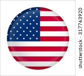 united states of america  usa   ... | Shutterstock .eps vector #317763920