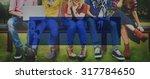 square copy space blank border... | Shutterstock . vector #317784650