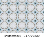 abstract white star text or... | Shutterstock . vector #317799230