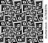 vector modern seamless geometry ... | Shutterstock .eps vector #317838596