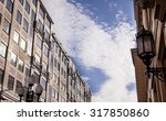 Moscow City Old Arbat Street...