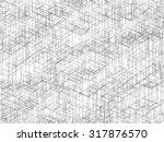 digital 3d background texture... | Shutterstock . vector #317876570