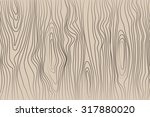 wood lines pattern  vector | Shutterstock .eps vector #317880020