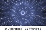 abstract blue background.... | Shutterstock . vector #317904968