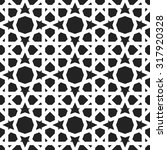 moroccan pattern. eastern...   Shutterstock .eps vector #317920328