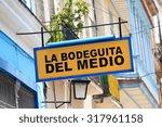 la habana  cuba   july  4  2015 ... | Shutterstock . vector #317961158