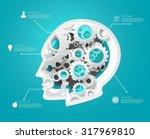 vector design   eps10 design... | Shutterstock .eps vector #317969810