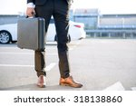 ready to work. modern stylish ... | Shutterstock . vector #318138860