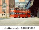 hamburg  germany   august 14 ... | Shutterstock . vector #318235826