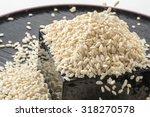 rice | Shutterstock . vector #318270578