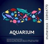 Aquarium Infographic Banner...