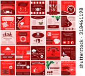 restaurant banners set   vector ...