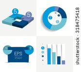 info graphics elements. simply... | Shutterstock .eps vector #318475418