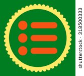 items round stamp icon. this...