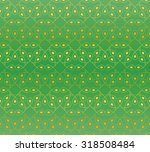 seamless geometric pattern in... | Shutterstock .eps vector #318508484