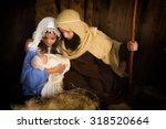 Christmas Nativity Scene...