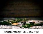 food spice seasoning... | Shutterstock . vector #318552740