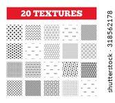 seamless patterns. endless... | Shutterstock .eps vector #318562178