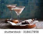 Chocolate Martini Cocktail Mad...