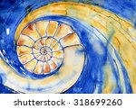 Picture Abstract Painting...