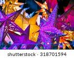 Bright Stars. Folding Paper...