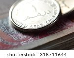 an extreme close up and details ... | Shutterstock . vector #318711644