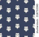 illustration seamless pattern... | Shutterstock .eps vector #318732080