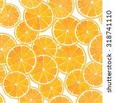 vector seamless pattern the cut ... | Shutterstock .eps vector #318741110