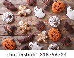 Festive Gingerbread Halloween...