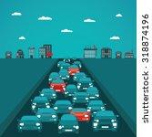 Urban Traffic Vector Concept In ...