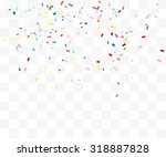 abstract background with many... | Shutterstock .eps vector #318887828