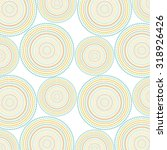 geometric pattern of dotted... | Shutterstock .eps vector #318926426