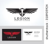 legion  eagle logo  angel logo  ...
