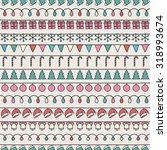 2016 christmas season hand... | Shutterstock .eps vector #318993674