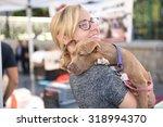new york city   september 20... | Shutterstock . vector #318994370