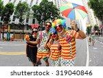 Brazil  Street Block 'cordao Do ...