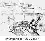 ocean view   Shutterstock .eps vector #31905664