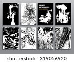 abstract grunge backgrounds.... | Shutterstock .eps vector #319056920